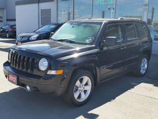 Used 2012 Jeep Patriot LIMITED for sale in Brampton, ON