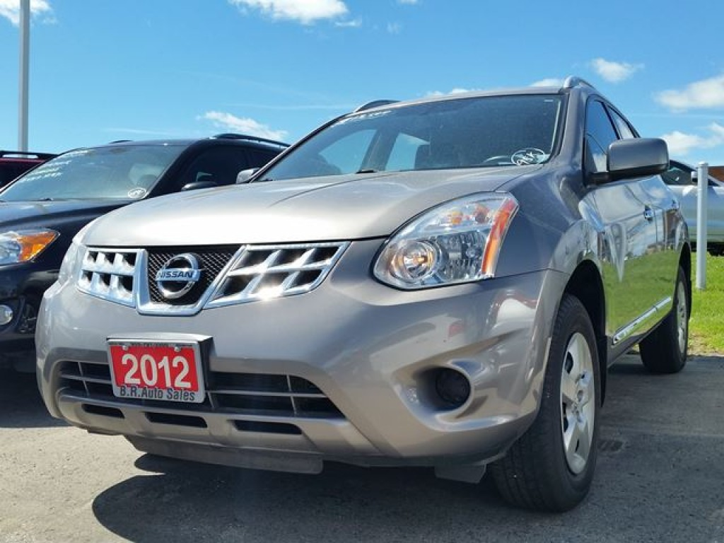 used 2012 nissan rogue s for sale in brampton ontario. Black Bedroom Furniture Sets. Home Design Ideas