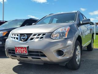 Used 2012 Nissan Rogue S for sale in Brampton, ON
