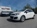 Used 2012 Kia Rio - for sale in Quesnel, BC