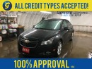 Used 2014 Chevrolet Cruze RS TURBO*2LT*NAVIGATION*LEATHER*POWER SUNROOF*REVERSE CAMERA*PHONE*KEYLESS ENTRY*HEATED FRONT SEATS* for sale in Cambridge, ON
