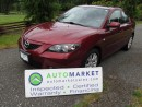 Used 2009 Mazda MAZDA3 Sport, Moonroof, Insp, Warr for sale in Surrey, BC