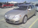 Used 2010 Lincoln MKS Sunroof Luxury for sale in Chatsworth, ON