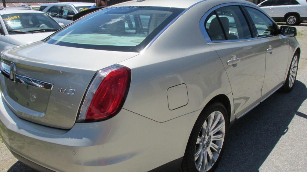 Used 2010 Lincoln Mks Reduced 2000 Now Sunroof Luxury