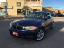 Used 2011 BMW 1 Series 128i, Sunroof, Great Condition for sale in North York, ON