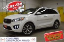 Used 2016 Kia Sorento 2.0L SX TURBO AWD LEATHER NAVI for sale in Ottawa, ON