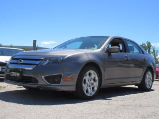 Used 2012 Ford Fusion SEL / ACCIDENT FREE for sale in Newmarket, ON