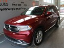 Used 2014 Dodge Durango SXT for sale in Peace River, AB