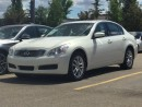 Used 2009 Infiniti G37 X AWD/HEATED SEATS/LEATHER INTERIOR/SUNROOF for sale in Edmonton, AB