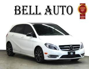 Used 2013 Mercedes-Benz B-Class SPORTS LEATHER PANORAMIC ROOF for sale in North York, ON