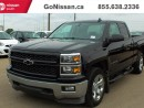 Used 2015 Chevrolet Silverado 1500 Heated seats, 4x4, low kms!! for sale in Edmonton, AB