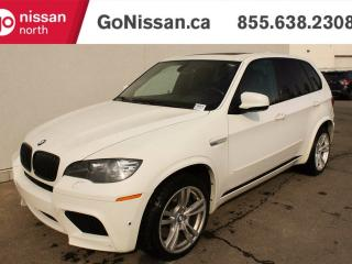 Used 2011 BMW X5 M Base 4dr All-wheel Drive for sale in Edmonton, AB