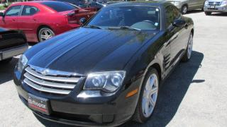 Used 2007 Chrysler Crossfire for sale in Chatsworth, ON