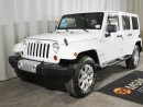 Used 2013 Jeep Wrangler Unlimited Sahara for sale in Red Deer, AB