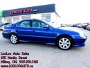 Used 2003 Acura TL 3.2 Type S A-Spec Sunroof Leather Automatic for sale in Milton, ON