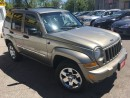 Used 2007 Jeep Liberty Sport/4WD/LOADED/ALLOYS/C.C. PROOF for sale in Scarborough, ON