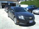 Used 2014 Chevrolet Cruze LT, Turbo, Remote start for sale in Beaverton, ON