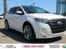 Used 2013 Ford Edge Sport - Local Alberta Trade In | No Accidents | 3M Protection Applied | 2 Sets of Rims and Tires | Navigation | Back Up Camera | Parking Sensors | Panoramic Sunroof | 22 Inch Wheels | Power Liftgate | Factory Remote Starter | Dual Zone Climate Control wit for sale in Edmonton, AB