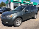 Used 2008 Mitsubishi Outlander 7 PASSENGER l DVD PLAYER for sale in Waterloo, ON