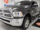Used 2014 Dodge Ram 3500 Laramie, leather, NAV, sunroof, backup cam for sale in Edmonton, AB