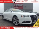 Used 2014 Audi A5 2.0 KOMFORT | ALL WHEEL DRIVE | SUNROOF | LOW KM | for sale in Georgetown, ON