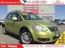 Used 2013 Suzuki SX4 JX | ALL WHEEL DRIVE | TOUCH SCREEN | LOW KM | for sale in Georgetown, ON