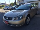 Used 2005 Nissan Altima 3.5 S for sale in Scarborough, ON