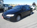 Used 2002 Honda Accord SE for sale in Hamilton, ON