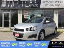 Used 2012 Chevrolet Sonic LT ** Bluetooth, Remote Start, Low kms ** for sale in Bowmanville, ON