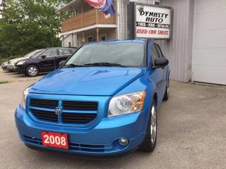 Used 2008 Dodge Caliber SXT for sale in Bloomingdale, ON