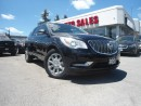 Used 2013 Buick Enclave AWD 4dr Leather LOW KM NAVIGATION PANORAMINC NO AC for sale in Oakville, ON