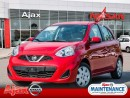 Used 2015 Nissan Micra SV*Great on Gas*One Owner for sale in Ajax, ON