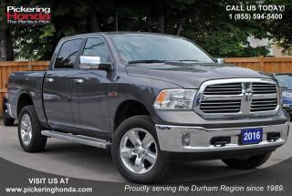 Used 2016 Dodge Ram 1500 SLT NAVI REMOTE STARTER BLUETOOTH for sale in Pickering, ON