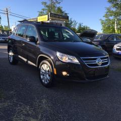 Used 2010 Volkswagen Tiguan PRE-OWNED CERTIFIED - LOADED UP PANOROOF 4Motion for sale in Scarborough, ON
