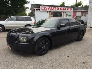 Used 2005 Chrysler 300 Limited/Navigation/Leather/Sunroof/Certified for sale in Scarborough, ON