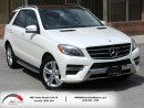 Used 2013 Mercedes-Benz ML 350 ML 350 BlueTEC | Blind Spot | Navigation | Camera for sale in North York, ON