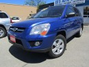 Used 2009 Kia Sportage LX for sale in St Catharines, ON
