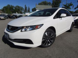 Used 2013 Honda Civic EX LOADED! CAM BLUETOOTH for sale in St Catharines, ON