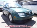 Used 2000 Volkswagen Jetta 4D Sedan for sale in Calgary, AB