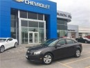 Used 2014 Chevrolet Cruze LT AIR BLUETOOTH CRUISE JUST OFF LEASE!!! for sale in Orillia, ON