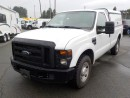 Used 2008 Ford F-250 SD Reg Cab XL 2WD W/ Service Canopy long box for sale in Burnaby, BC