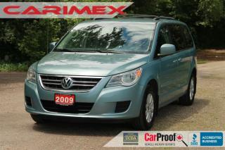 Used 2009 Volkswagen Routan Comfortline ONLY 91K | Accident-FREE for sale in Waterloo, ON