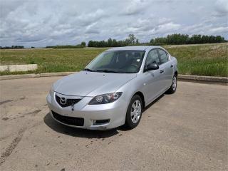 Used 2007 Mazda MAZDA3 GX for sale in Stony Plain, AB