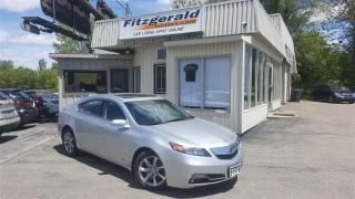Used 2013 Acura TL Base - LEATHER! SUNROOF! BLUETOOTH! for sale in Kitchener, ON