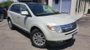 Used 2007 Ford Edge SEL Plus - AWD! LEATHER! PANO ROOF! for sale in Kitchener, ON