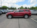 Used 2013 Dodge DURANGO CREW AWD for sale in Cayuga, ON