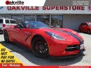 Used 2015 Chevrolet Corvette Stingray Z51 3LT CONVERTIBLE | AUTO | BOSE | NAVI for sale in Oakville, ON