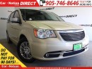 Used 2011 Chrysler Town & Country Limited| DVD| LEATHER| SUNROOF| for sale in Burlington, ON
