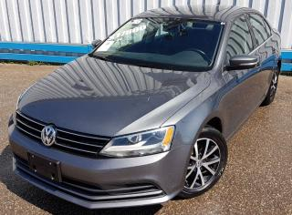 Used 2016 Volkswagen Jetta Comfortline TSI *SUNROOF* for sale in Kitchener, ON
