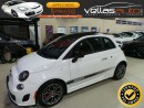 Used 2015 Fiat 500 Abarth ABARTH| AUTO| PANO RF| LEATHER for sale in Woodbridge, ON